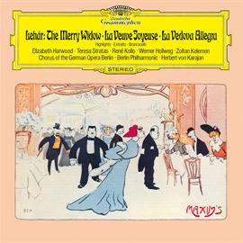 ヘルベルト・フォン・カラヤン - レハール:喜歌劇《メリー・ウィドウ》