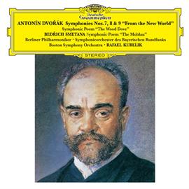 ラファエル・クーベリック - ドヴォルザーク:交響曲第7番・第8番・第9番、他