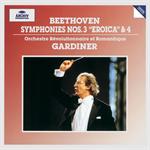 ベートーヴェン:交響曲第3番《英雄》・第4番