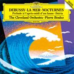 ドビュッシー:牧神の午後への前奏曲、夜想曲、交響詩《海》 他