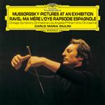 ムソルグスキー:組曲《展覧会の絵》(ラヴェル編)|ラヴェル:組曲《マ・メール・ロワ》、スペイン狂詩曲