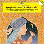 リムスキー=コルサコフ:交響組曲《シェエラザード》/ラフマニノフ:ヴォカリーズ 、歌劇《アレコ》間奏曲
