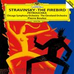 ストラヴィンスキー:バレエ《火の鳥》、バレエ《ペトルーシュカ》