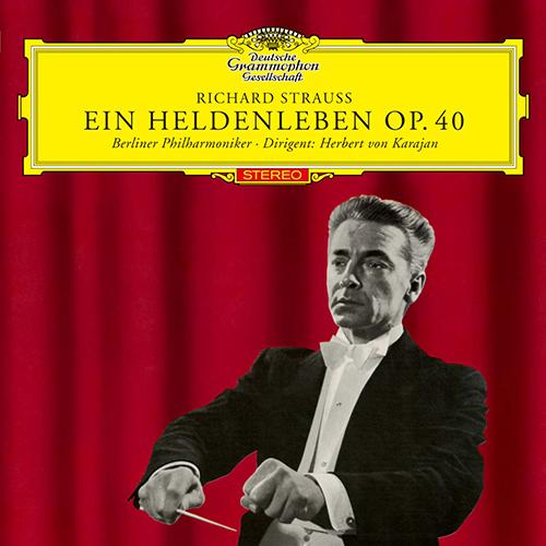 R.シュトラウス:交響詩《英雄の生涯》 [SHM-CD][CD] - ヘルベルト ...