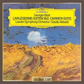 クラウディオ・アバド - ビゼー:《アルルの女》第1組曲、第2組曲、《カルメン》組曲