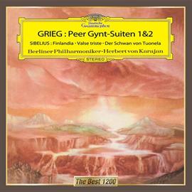 ヘルベルト・フォン・カラヤン - グリーグ:《ペール・ギュント》第1組曲&第2組曲|シベリウス:交響詩《フィンランディア》、悲しきワルツ