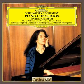 マルタ・アルゲリッチ - チャイコフスキー:ピアノ協奏曲第1番/シューマン:ピアノ協奏曲イ短調