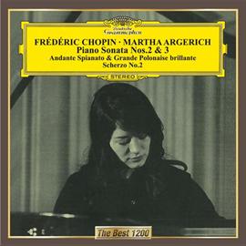 マルタ・アルゲリッチ - ショパン:ピアノ・ソナタ第2番《葬送行進曲》&第3番、他