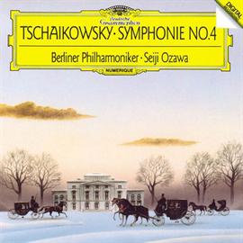 小澤征爾 - チャイコフスキー:交響曲第4番-第6番《悲愴》