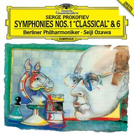 小澤征爾 - プロコフィエフ:交響曲第1番《古典》、第2番、第6番、第7番