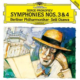 小澤征爾 - プロコフィエフ:交響曲第3番、第4番、第5番、組曲《キージェ中尉》