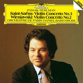 イツァーク・パールマン - サン=サーンス&ヴィエニャフスキ:ヴァイオリン協奏曲