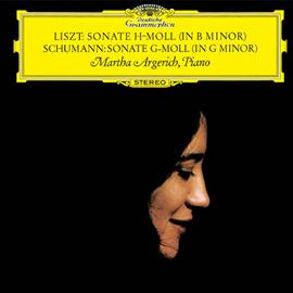 マルタ・アルゲリッチ - リスト:ピアノ・ソナタ ロ短調/シューマン:ピアノ・ソナタ第2番