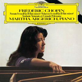 マルタ・アルゲリッチ - ショパン:ピアノ・ソナタ第2番、アンダンテ・スピアナートと華麗なる大ポロネーズ、スケルツォ第2番