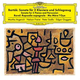 マルタ・アルゲリッチ - バルトーク:2台のピアノと打楽器のためのソナタ、他