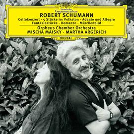 マルタ・アルゲリッチ - シューマン:アダージョとアレグロ、幻想小曲集、チェロ協奏曲、他