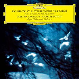 マルタ・アルゲリッチ - チャイコフスキー:ピアノ協奏曲第1番/メンデルスゾーン:ヴァイオリンとピアノのための協奏曲
