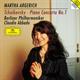 マルタ・アルゲリッチ - チャイコフスキー:ピアノ協奏曲第1番|ラヴェル:ピアノ協奏曲ト長調