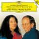 マルタ・アルゲリッチ - ベートーヴェン:ヴァイオリン・ソナタ第9番《クロイツェル》・第10番