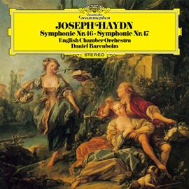 ダニエル・バレンボイム - ハイドン:交響曲第46番・第47番