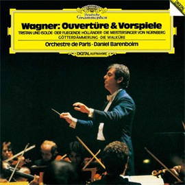 ダニエル・バレンボイム - ワーグナー:管弦楽名曲集