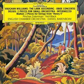ダニエル・バレンボイム - イギリス管弦楽傑作集