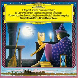 ダニエル・バレンボイム - フランス管弦楽名曲集