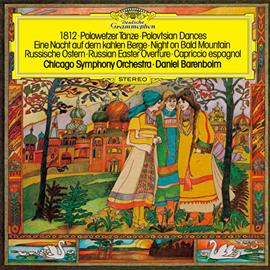 ダニエル・バレンボイム - ロシア管弦楽名曲集