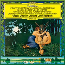 ダニエル・バレンボイム - ドイツ管弦楽名曲集