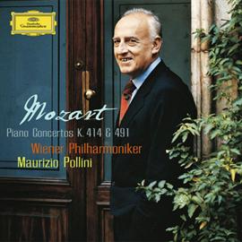 マウリツィオ・ポリーニ - モーツァルト:ピアノ協奏曲第12番、第24番