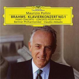 マウリツィオ・ポリーニ - ブラームス:ピアノ協奏曲第1番