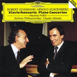 マウリツィオ・ポリーニ - シューマン&シェーンベルク:ピアノ協奏曲