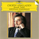 クリスチャン・ツィメルマン - ショパン:4つのバラード、幻想曲、舟歌