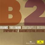 クリスティアン・ティーレマン - ブラームス:交響曲第2番、大学祝典序曲