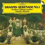 クラウディオ・アバド - ブラームス:セレナーデ第1番、ハイドンの主題による変奏曲