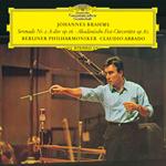 クラウディオ・アバド - ブラームス:セレナーデ第2番、大学祝典序曲