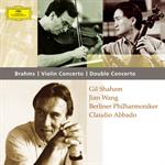 ギル・シャハム - ブラームス:ヴァイオリン協奏曲、ヴァイオリンとチェロのための協奏曲