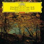 アマデウス弦楽四重奏団 - ブラームス:弦楽五重奏曲第1番・第2番