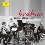 エマーソン弦楽四重奏団 - ブラームス:弦楽四重奏曲全集、ピアノ五重奏曲