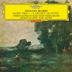 ノルベルト・ハウプトマン - ブラームス:ホルン三重奏曲、クラリネット五重奏曲
