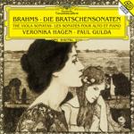 ヴェロニカ・ハーゲン - ブラームス:ヴィオラ・ソナタ第1番・第2番、他
