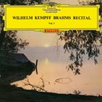 ヴィルヘルム・ケンプ - ブラームス:幻想曲集、2つの狂詩曲、他