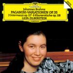 リーリャ・ジルベルシュテイン - ブラームス:パガニーニの主題による変奏曲、3つの間奏曲、6つの小品