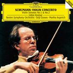 ギドン・クレーメル - シューマン:ヴァイオリン協奏曲、ヴァイオリン・ソナタ第1番・第2番