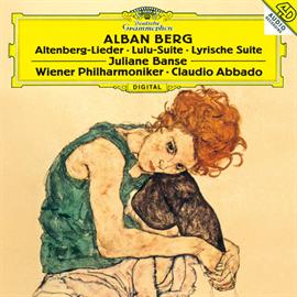 クラウディオ・アバド - ベルク:アルテンベルク歌曲集、《叙情組曲》からの3つの楽章、《ルル》組曲
