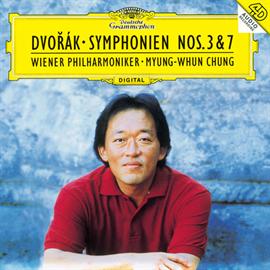 チョン・ミョンフン - ドヴォルザーク:交響曲第3番 、第7番
