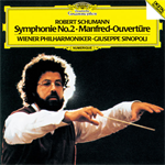 シューマン:交響曲第2番、《マンフレッド》序曲