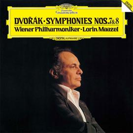 ロリン・マゼール - ドヴォルザーク:交響曲第7番、第8番