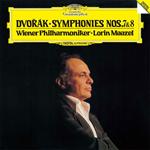 ドヴォルザーク:交響曲第7番、第8番