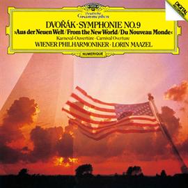 ロリン・マゼール - ドヴォルザーク:交響曲第9番《新世界より》、序曲《謝肉祭》